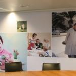 foto's op N.N. kantoor