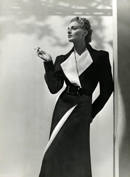 Ottomaanse mantel naar een model van O.Rossen, 1937.
