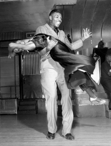 Lindy Hop Dans New York 1937.