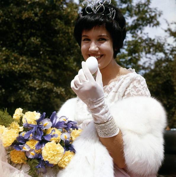 Miss ei, Ria Kuyken 1961.