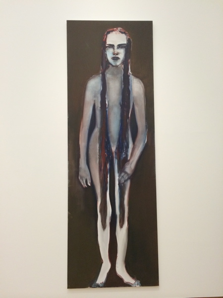 uit: Marlene Dumas, The Image as a Burden @ Stedelijk Museum Amsterdam