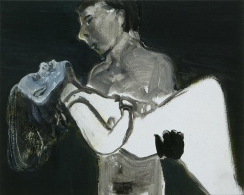 The Image as Burden, Marlene Dumas, Stedelijk Museum Amsterdam