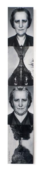 Paul Bogaers, Portrait / Landscape Character, 2015, C-print, 1/5